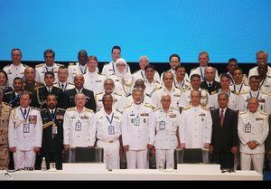 عکس/ افتتاحیه بزرگترین اجلاس نظامی تاریخ ایران