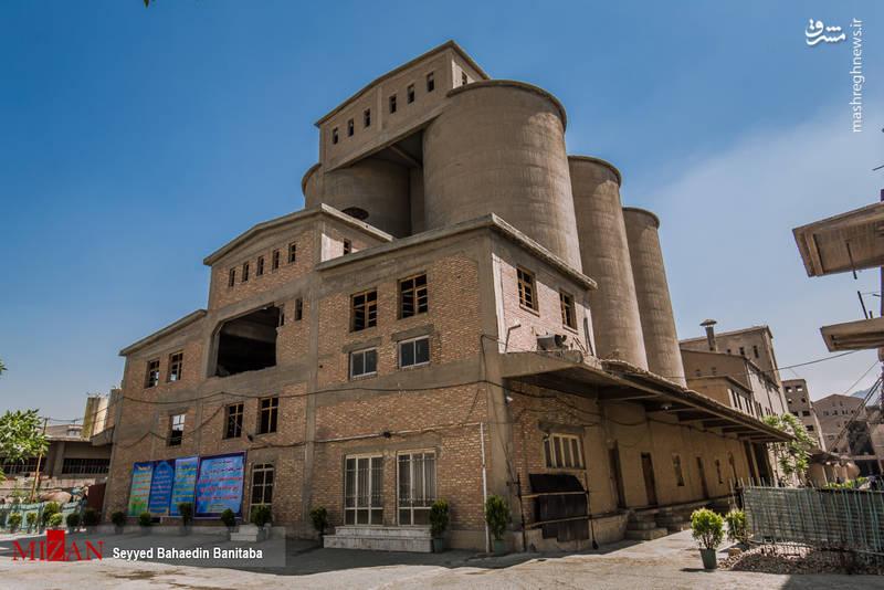 عکس/ کارخانه سیمان محل نبرد با داعش در سریال پایتخت
