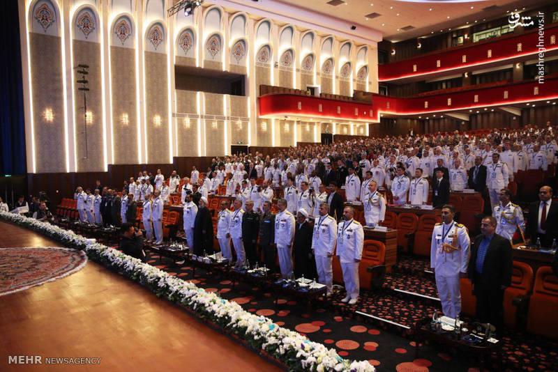 عکس/ بزرگترین اجلاس نظامی تاریخ ایران|2803353