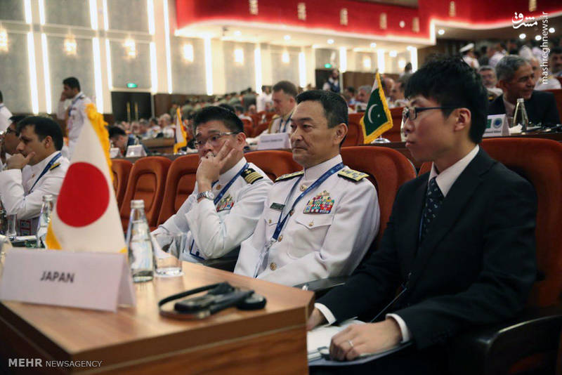 ریاست اجلاس فرماندهان نیروی دریایی کشورهای حاشیه اقیانوس هند رسما به نیروی دریایی ارتش جمهوری اسلامی ایران واگذار شد.