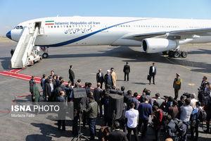 سفر رییسجمهور به تبریز