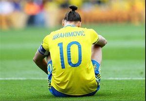 بسته شدن درهای تیم ملی سوئد به روی زلاتان
