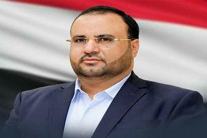 لحظه هدف قرار گرفتن خودروی صالح الصماد