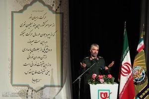 عکس/ مراسم تجلیل از سردار علی فضلی