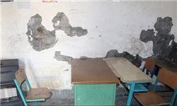 احتمال ریزش برخی مدارس تهران با وزش باد