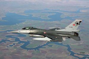 عملیات جنگندههای ترکیه در شمال عراق