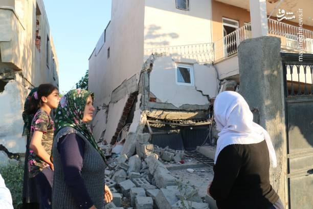 عکس زلزله زلزله دیشب زلزله ترکیه زلزله امروز اخبار بین المللی امروز