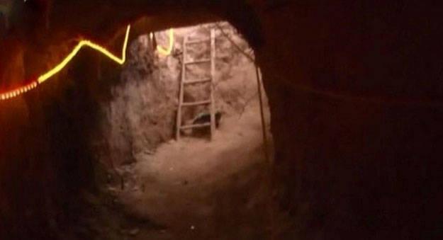 شبکه عنکبوتی تونلسازان در سوریه بالاخره به بنبست رسید
