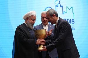 """عکس/ مراسم افتتاح """"تبریز 2018"""""""