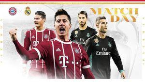 عکس/ پوستر باشگاه بایرن مونیخ  برای بازی با رئال