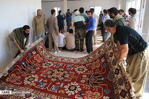 عکس/مراسم تحویل واحدهای مسکونی به زلزلهزدگان کرمانشاه