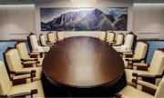میز اجلاس سران دو کره