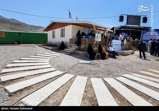 سنگ تمام سپاه برای زلزله زدگان