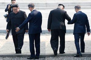 عکس/ عبور «این» و «اون» از مرز دو کره