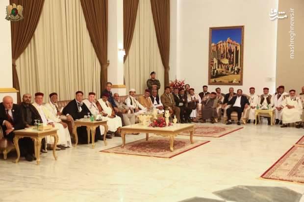 بازگشت خلیفه حفتر به لیبی
