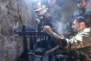 نیروهای سوری جایگزین حزب الله شدند؟