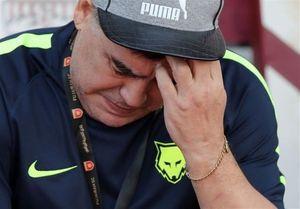 مارادونا از هدایت الفجیره کنار کشید