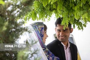عکس/ جشن ازدواج دانشجویی ۱۶۷ زوج در تهران