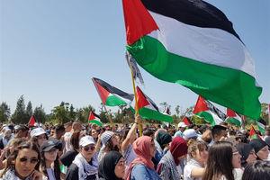 عکس/ تقابل سلاحهای اسرائیلی و فلسطینی