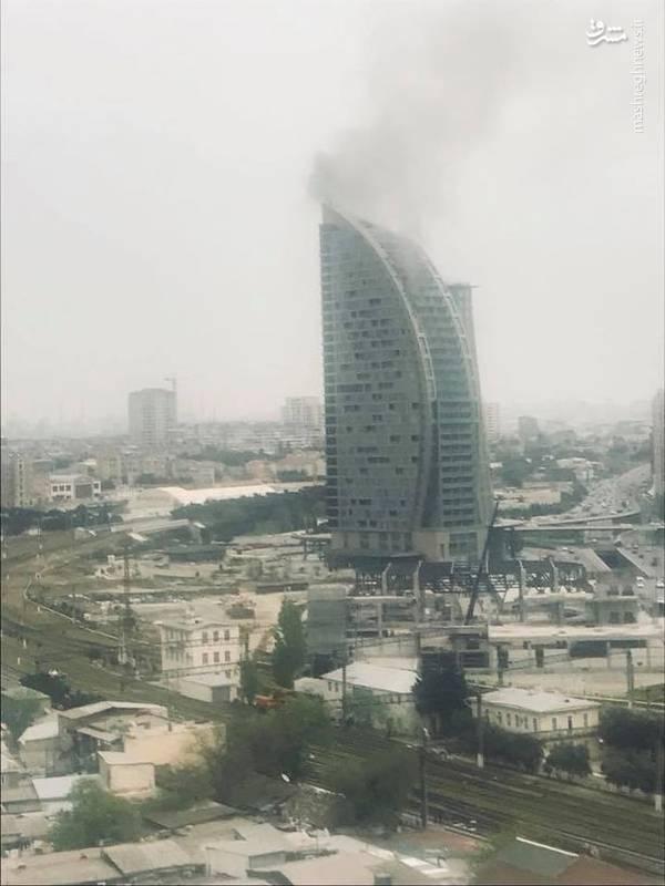 دلیل این آتشسوزی هنوز مشخص نیست و هیچ گزارشی از تلفات احتمالی این حادثه منتشر نشده است.