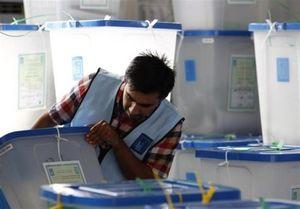 ابطال ۱۰۳ حوزه رای گیری در انتخابات عراق