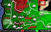 شکار 7 فرمانده میدانی جبهه النصره +نقشه