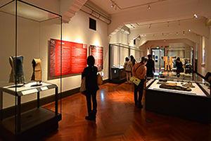 فیلم/ تحریف نام خلیج فارس در موزه ژاپن