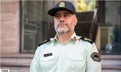 موضع رئیس پلیس پایتخت در خصوص مأمور زن گشت ارشاد