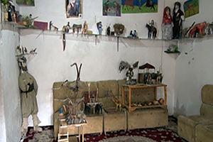 فیلم/ مجسمههای چوبی برای حفظ فرهنگ