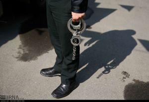 دستگیری اراذل و اوباش تهران