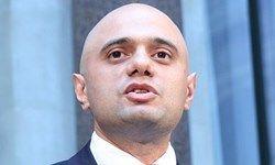 یک پاکستانی «وزیر کشور» انگلیس شد