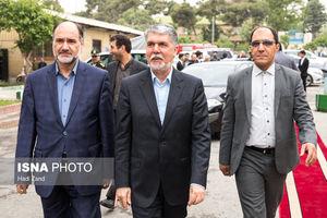 عکس/ افتتاحیه سیویکمین نمایشگاه کتاب تهران