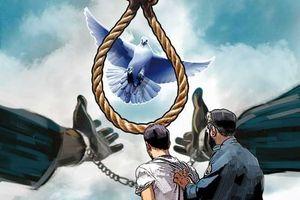 ماجرای بازگشت دو اعدامی از پای چوبه دار