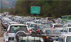 آخرین وضعیت ترافیکی جادههای شمالی کشور
