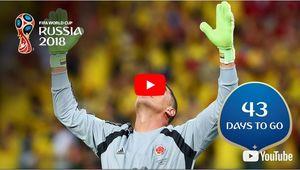 100 حقیقت جام جهانی - بخش 43