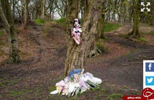 کشف جسد نوزاد تازه متولد شده در جنگل! +عکس