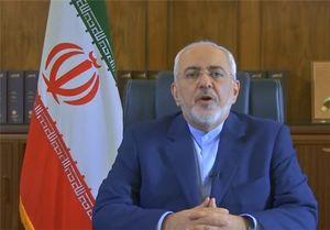 ظریف: نه برجام را مورد مذاکره مجدد قرار میدهیم، نه چیزی بر آن میافزاییم +فیلم