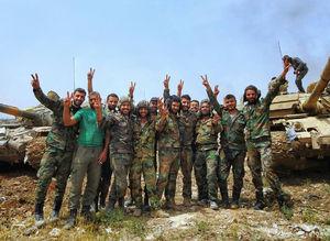 تحولات سوریه دمشق