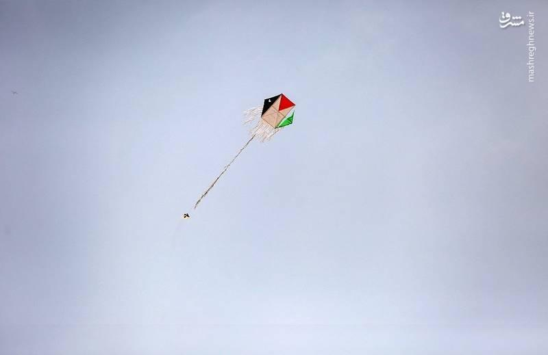 بر اساس گزارش «فلسطین پست» اهالی نوار غزه بیش از 300 بادبادک حاضر کرده اند تا آنها را به سمت اراضی اشغالی در مرز غزه بفرستند.