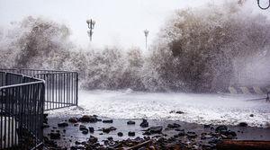 عکس/ طوفان و سیل ویرانگر در روسیه