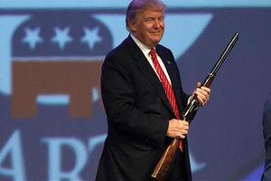 """فیلم/ سخنرانی""""ترامپ""""در جمع مروجان خشونت"""