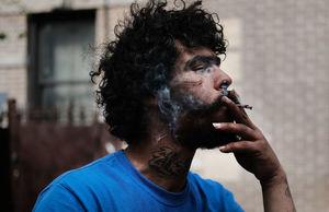 عکس/ پرسه معتادان آمریکایی در شهر