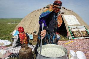 فیلم/ جشنواره عشایر در دشت مغان