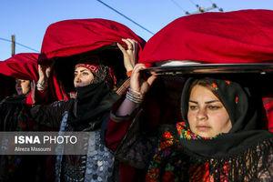 """عکس/  جشن عروسی سنتی در """"کلات نادری"""""""