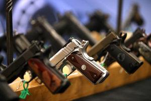 نمایشگاه اسلحه لاس و گاس
