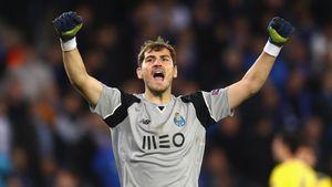 رکورد جدید کاسیاس با قهرمانی پورتو در پرتغال