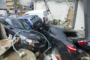 عکس/ خسارت شدید سیل در ترکیه