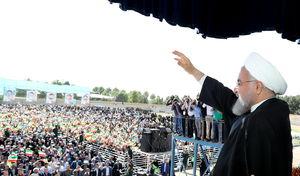 فیلم/روحانی:راجع به قدرتدفاعی مذاکره نمیکنیم