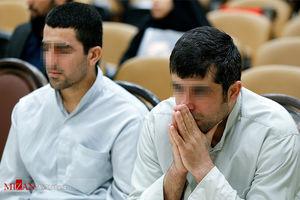 عکس/ پنجمین جلسه دادگاه عوامل داعش در ایران