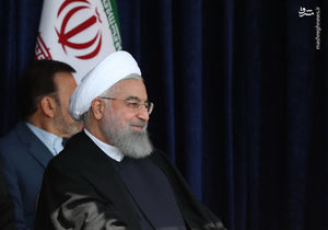 فیلم/ شعار مردم سبزوار و واکنش روحانی!